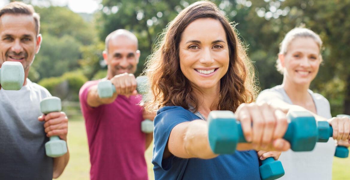 Welches Training hilft schnell abzunehmen?