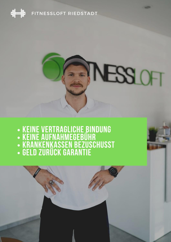 Fitnessloft-Riedstadt