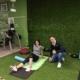 Sabine im Fitnessstudio Mainz