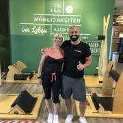Wurde bei Aktiv&Gesund in Budenheim schmerzfrei