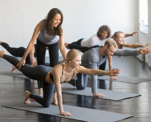 Kurse bei Aktiv&Gesund